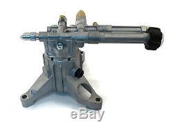 New AR RMW2.2G24EZSX, RMW2.2G24-EZ-SX POWER PRESSURE WASHER WATER PUMP 2400 psi