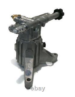 New OEM 2600 psi POWER PRESSURE WASHER PUMP replaces AR RMW2.2G24-EZ-SX EZ-SX