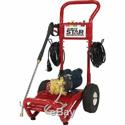 NorthStar Electric Cold Water Pressure Washer-1700 PSI 1.5 GPM 120V #1573001