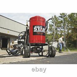 NorthStar Pressure Washer Heater/Steamer Add-on Unit-4000 PSI 4 GPM 120V #157495