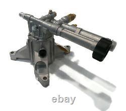 OEM AR 2600 psi POWER PRESSURE WASHER PUMP Briggs & Stratton 020451-0 020451-1