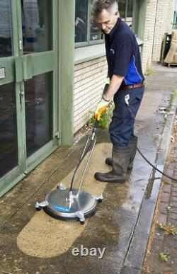 Patios, Block Paving and Driveway Flat Surface Cleaner EcoSpin 16 3600 PSI
