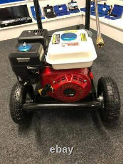 Petrol Pressure Washer 3500PSI / 240BAR Power Jet Wash designed by Germany