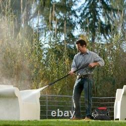 Portable Electric Pressure Washer Machine High Power Water Spray 2000PSI Cold