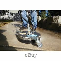 Powerhorse Pressure Washer Surface Cleaner 12in. Dia, 3000 PSI, 4.0 GPM