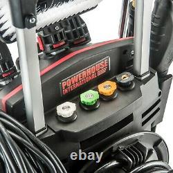 Powerhouse International Electric Power Washer Electric Pressure Washer 3000 PSI