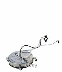 Pressure Parts SSC24 24 4000 PSI Professional Pressure Washer Surface Cleaner