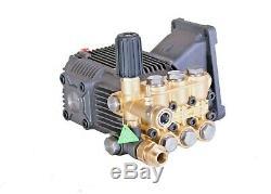 Pressure Power Washer Pump 3600 PSI 4.5 GPM Pump 1 Hollow Shaft Low Stress pump