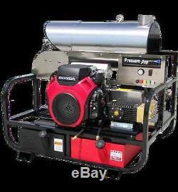 Pressure Pro 8012PRO-35HG 8 GPM 3500 PSI Hot Water Pressure Washer 8012 PRO 35HG