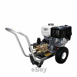 Pressure Pro E4042HV 4200 PSI 4GPM Honda GX390 Gas Pressure Washer with Viper Pump