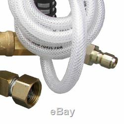 Pressure-Pro Fully Plumbed CAT 3300 PSI 2.5 GPM Replacement Pump with Plumbing Kit