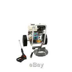 Pressure-Pro Professional 3300 PSI (Gas Cold-Water) Aluminum Frame Pressure W