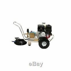Pressure-Pro Professional 4000 PSI (Gas-Cold Water) Aluminum Frame Pressure W