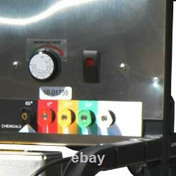 Pressure-Pro Professional 4000 PSI (Gas-Hot Water) Super Skid Belt-Drive Pres