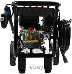 Pressure Washer 3100 PSI 2.8 GPM 212cc Gas Engine 5 Quick Connect Tips