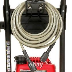 Pressure Washer Gas Powered Honda Cleaning Outdoor 2800 PSI MS60773-S 2.3GPM
