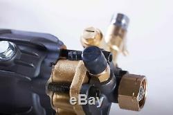 Pressure Washer Pump 3/4 Shaft Axial 5-6.5 HP fit Honda GX200-160 2800PSI
