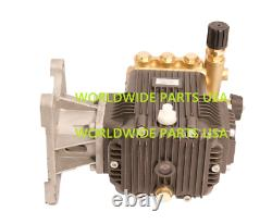 Pressure Washer Pump 4000PSI 4GPM 1 Horizontal Shaft Fits replaces AR RSV4G40