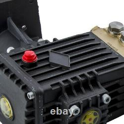 Pressure Washer Pump 4000PSI 4GPM 1 Horizontal Shaft For RSV4G40HDF40EZ