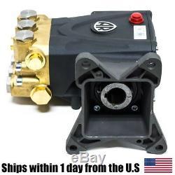 Pressure Washer Pump 4000psi, Plumbed Annovi Reverberi RRV4G40D-F24
