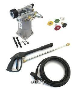 Pressure Washer Pump & Spray Kit for Karcher K2400HH, G2400HH, Honda GC160 3/4