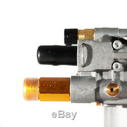 Pressure Washer Pump for 6.5Hp-8.5Hp Petrol Engine (3700PSI 4000PSI) Aluminium