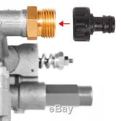 Pressure Washer Pump for 6.5Hp to 8.5Hp Petrol Engine (3700PSI to 4000PSI) Brass