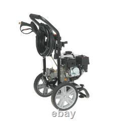 Quipall 3100GPW 3100PSI Gas Pressure Washer Aluminum Pump New