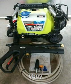 RYOBI 1900 PSI 1.2 GPM Cold Water Electric Pressure Washer