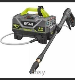 RYOBI 1,800 PSI 1.2 GPM 3 year warranty Electric Pressure Washer NO SHIPPI PR