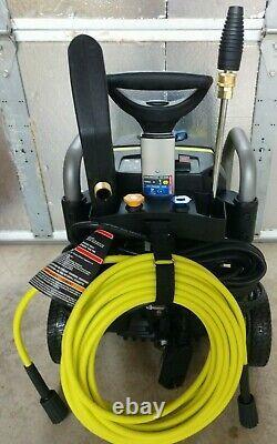 RYOBI 2000 PSI 1.2 GPM Cold Water Electric Pressure Washer
