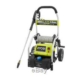RYOBI 2000 PSI 1.2 GPM Electric Pressure Washer RY141900 Refurbished