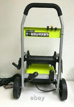 RYOBI RY141900 2000 PSI 1.2 GPM Electric Pressure Washer with 3 nozzles R951