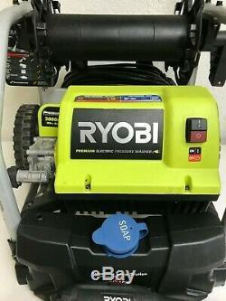 RYOBI RY14190 2000 PSI 1.2 GPM Electric Pressure Washer, RR198