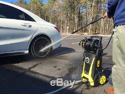 Realm Electric Pressure Washer BY02-VBP-WTR 2000 PSI 1.60 GPM 13Amp