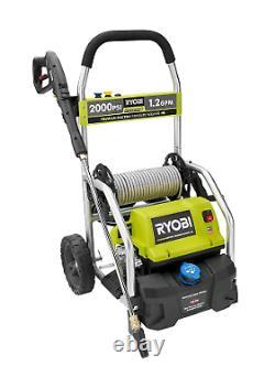 Ryobi 2,000 PSI 1.2-GPM Electric Pressure Washer
