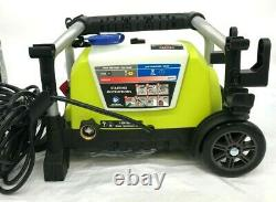 Ryobi RY1419 MTVNM 1900 PSI 1.2 GPM Electric Pressure Washer LN