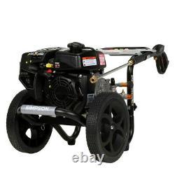SIMPSON 60763 MegaShot 3100 PSI 2.4 GPM Premium Gas Pressure Washer New
