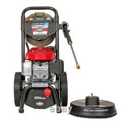 SIMPSON 60808 MegaShot 3000 PSI 2.4 GPM Premium Gas Pressure Washer New