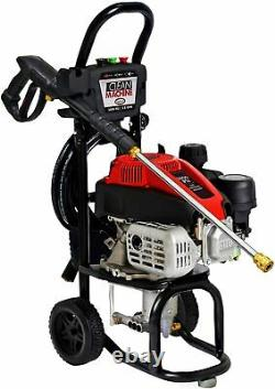 SIMPSON Cleaning Machine Gas Powered 2400 PSI Pressure Washer Clean Lightweight