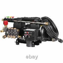 Senci Electric Pressure Washer 1600 PSI, 1.6 GPM, Model# SCEPW1600-A