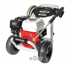 Simpson 3600psi Powershot Pressure Washer GX200 Honda #PS60842-R