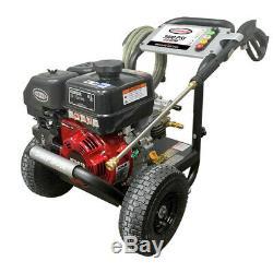 Simpson 61084 MegaShot 3400 PSI 2.5 GPM KOHLER SH265 Gas Pressure Washer New