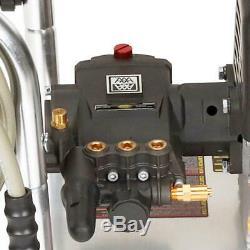 Simpson Aluminum 3,200 PSI 2.5 GPM Gas Pressure Washer with Kohler Engine