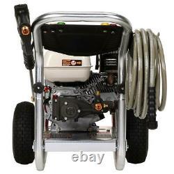 Simpson Aluminum 3,600 PSI 2.5 GPM Gas Pressure Washer with Honda Engine