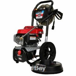 Simpson MegaShot 3000 PSI (Gas-Cold Water) Pressure Washer with Honda Engine &