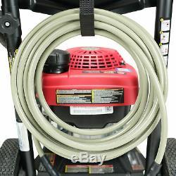 Simpson MegaShot 3,000 PSI 2.3 GPM Gas Pressure Washer, MS61001
