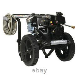 Simpson Ms60763-S Medium Duty 3000 Psi 2.4 Gpm Cold Water Gas Pressure Washer