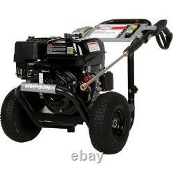 Simpson PowerShot 3,300 PSI 2.5 GPM Gas Pressure Washer with Honda Engine