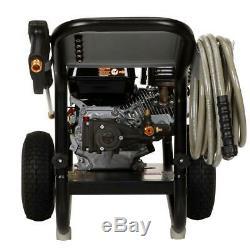 Simpson PowerShot 3,300 PSI 2.5 GPM Gas Pressure Washer with Honda Engine